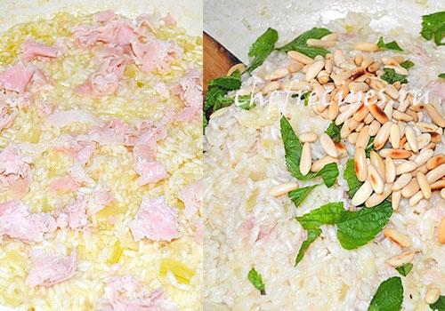 Кабачки фаршированные рисом