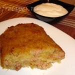 картофельная запеканка с фаршем «Бабка»