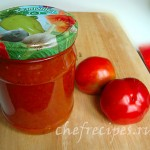 как сварить кетчуп из помидор