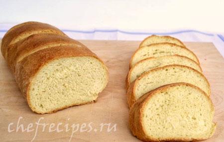 хлеб из манной крупы