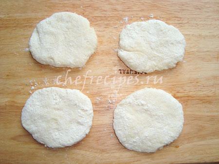 форма сырников