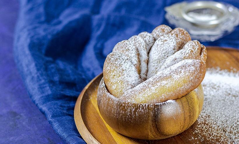 Хрустящее сахарное печенье без разрыхлителя. Старинный венгерский рецепт.