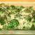 Брокколи, запеченная в духовке с сыром